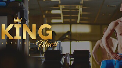 Academia King Fitness Healt Club