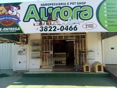 Aurora - Banho E Tosa, Casa De Ração