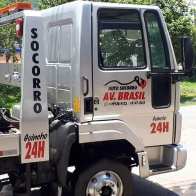 Auto Socorro Avenida Brasil - Guincho 24 Horas em Juiz de Fora