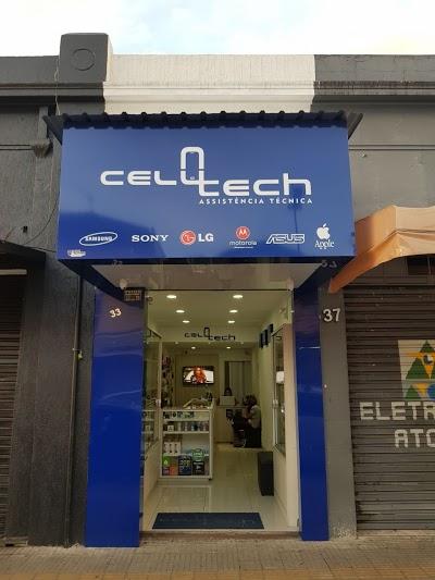 CellTech - Assistencia Técnica de Celulares, Samsung, Apple, Motorole, LG