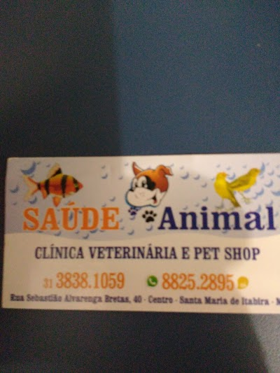 Clinica Vet e Pet Shop Saude Animal