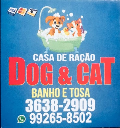 D&C Casa de Ração e PetShop